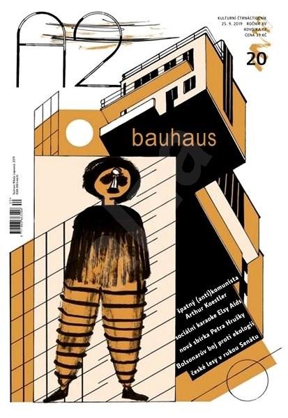 A2 kulturní čtrnáctideník - 20/2019 - Elektronický časopis