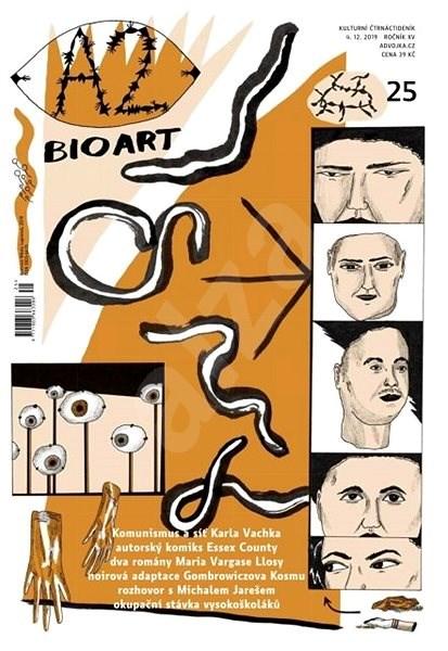 A2 kulturní čtrnáctideník - 25/2019 - Elektronický časopis