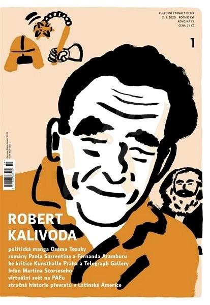 A2 kulturní čtrnáctideník - 01/2020 - Elektronický časopis