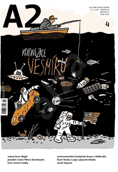 A2 kulturní čtrnáctideník - 04/2020 - Elektronický časopis