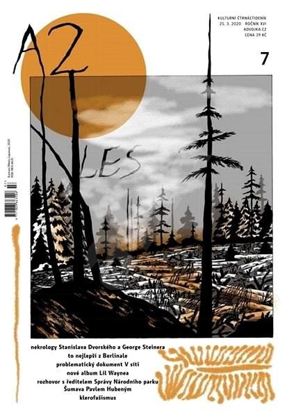 A2 kulturní čtrnáctideník - 07/2020 - Elektronický časopis