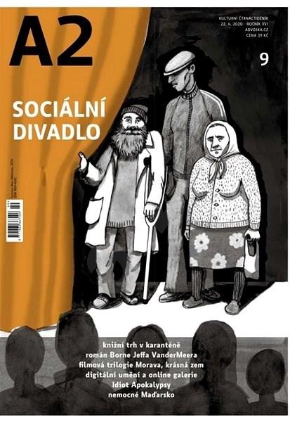 A2 kulturní čtrnáctideník - 09/2020 - Elektronický časopis