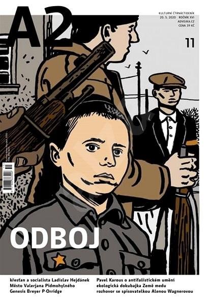 A2 kulturní čtrnáctideník - 11/2020 - Elektronický časopis