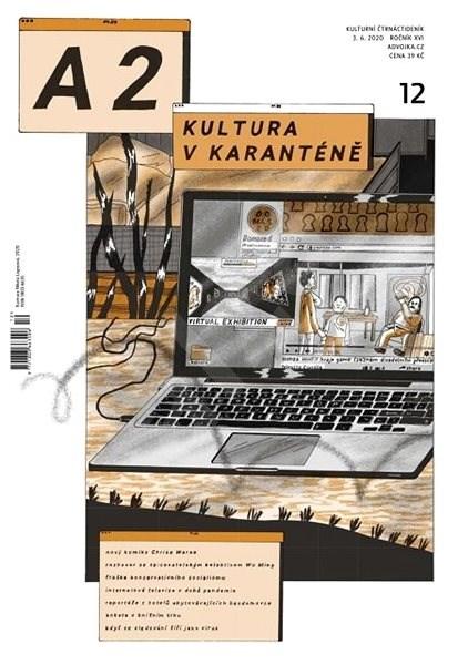 A2 kulturní čtrnáctideník - 12/2020 - Elektronický časopis