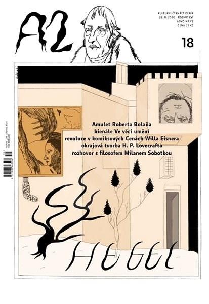 A2 kulturní čtrnáctideník - 18/2020 - Elektronický časopis