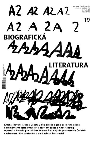 A2 kulturní čtrnáctideník - 19/2020 - Elektronický časopis