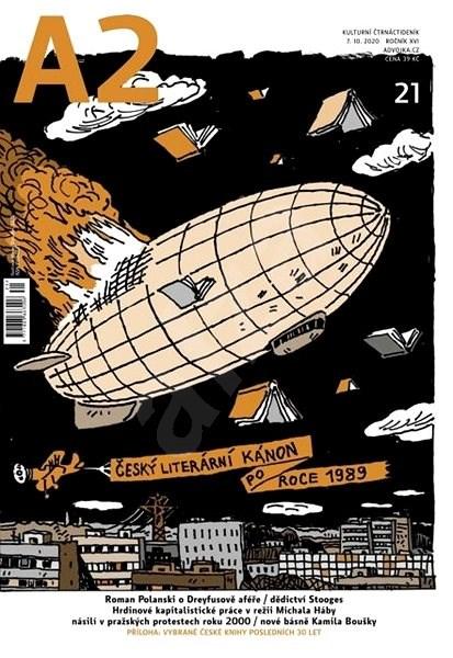 A2 kulturní čtrnáctideník - 21/2020 - Elektronický časopis