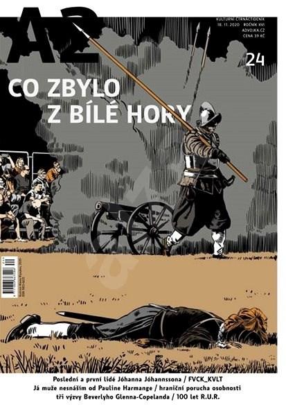 A2 kulturní čtrnáctideník - 24/2020 - Elektronický časopis