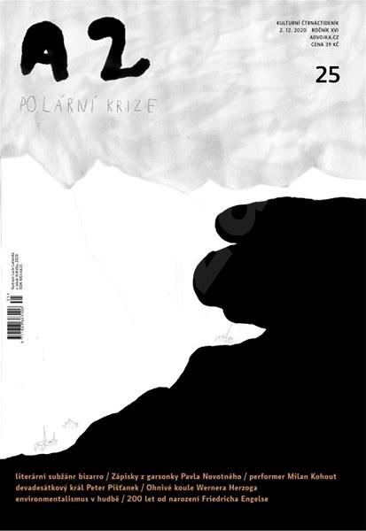 A2 kulturní čtrnáctideník - 25/2020 - Elektronický časopis