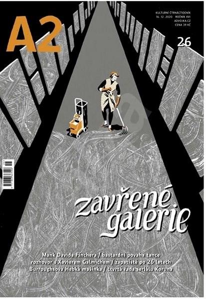 A2 kulturní čtrnáctideník - 26/2020 - Elektronický časopis