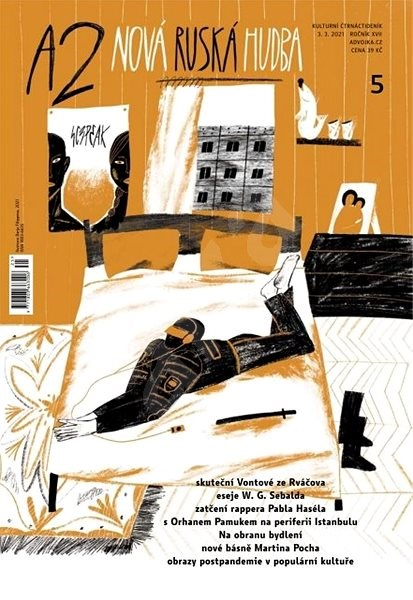 A2 kulturní čtrnáctideník - 05/2021 - Elektronický časopis