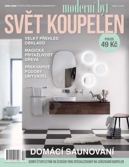 Svět koupelen - 4/2020 - Elektronický časopis