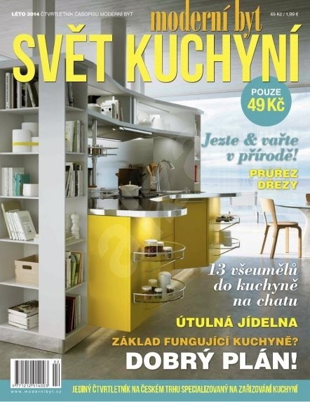 Svět kuchyní - Léto/2014 - Digital Magazine