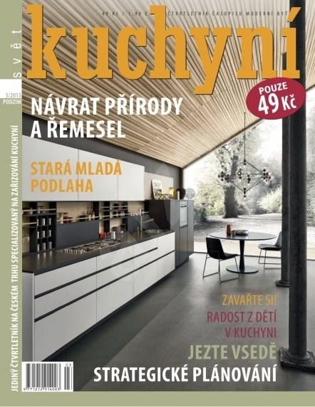 Svět kuchyní - Podzim 2013 - Digital Magazine