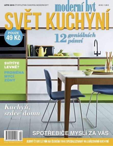 Svět kuchyní - Léto/2015 - Digital Magazine