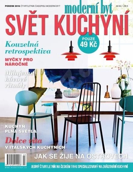 Svět kuchyní - Podzim/2016 - Elektronický časopis