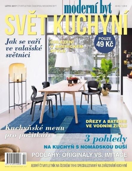 Svět kuchyní - Léto/2017 - Elektronický časopis