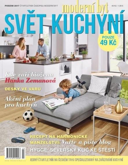 Svět kuchyní - Podzim/2017 - Elektronický časopis