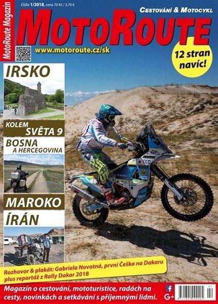 MotoRoute Magazin - 1/2018 - Elektronický časopis