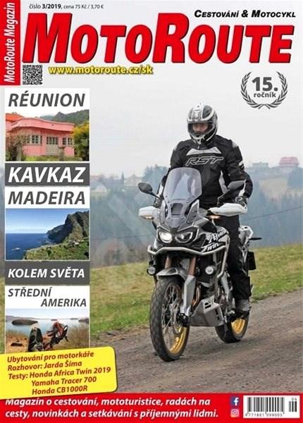 MotoRoute Magazin - 3/2019 - Elektronický časopis