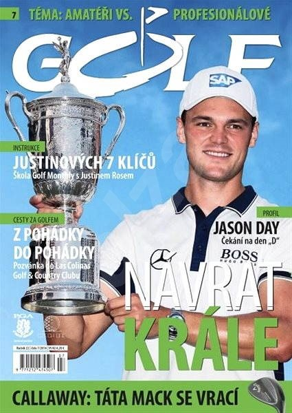 Golf - 7/2014 - Elektronický časopis