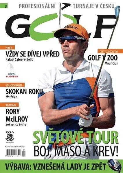 Golf - 3/2014 - Elektronický časopis