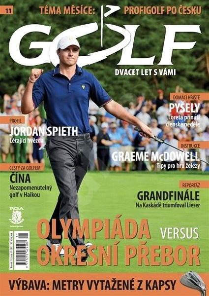 Golf - 11/2013 - Elektronický časopis