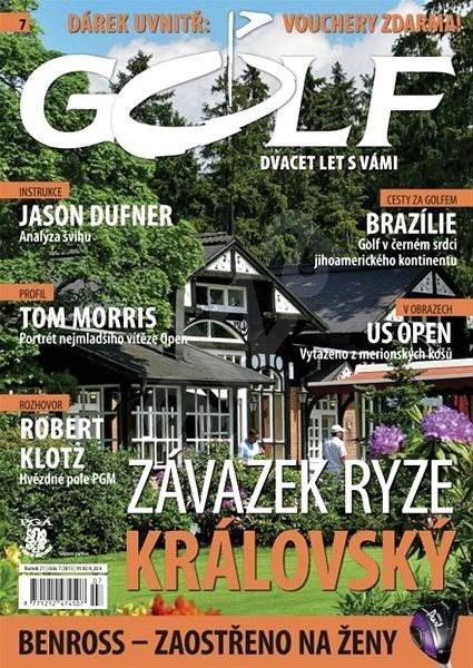 Golf - 7/2013 - Elektronický časopis