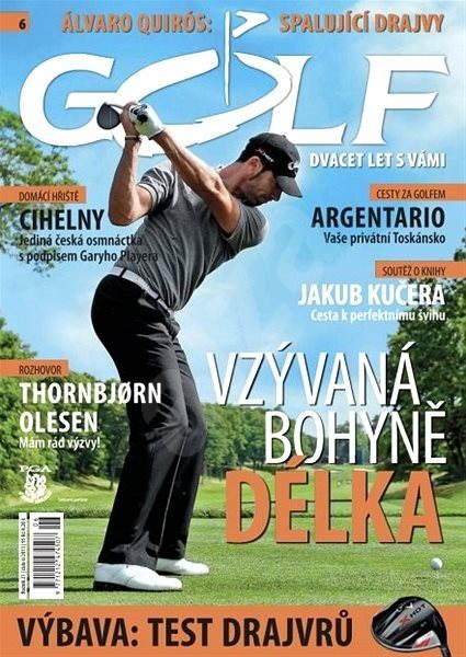 Golf - 6/2013 - Elektronický časopis