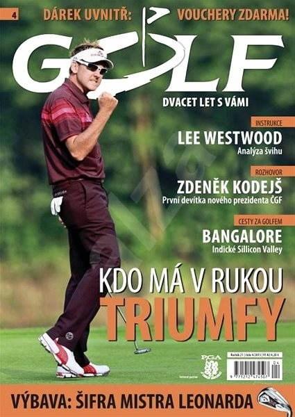 Golf - 4/2013 - Elektronický časopis