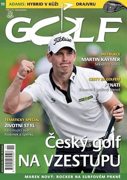 Golf - 11/2012 - Elektronický časopis
