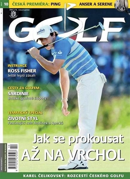 Golf - 10/2012 - Elektronický časopis