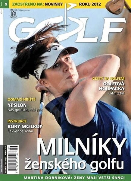 Golf - 9/2012 - Elektronický časopis