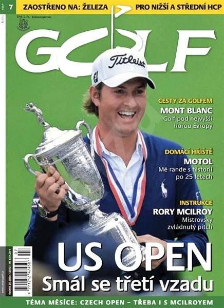 Golf - 7/2012 - Elektronický časopis