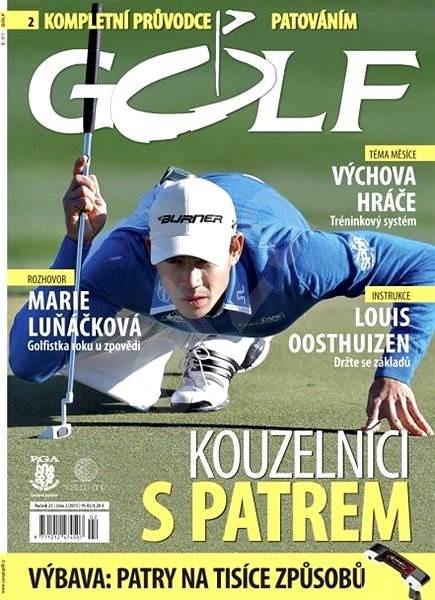 Golf - 2/2015 - Elektronický časopis