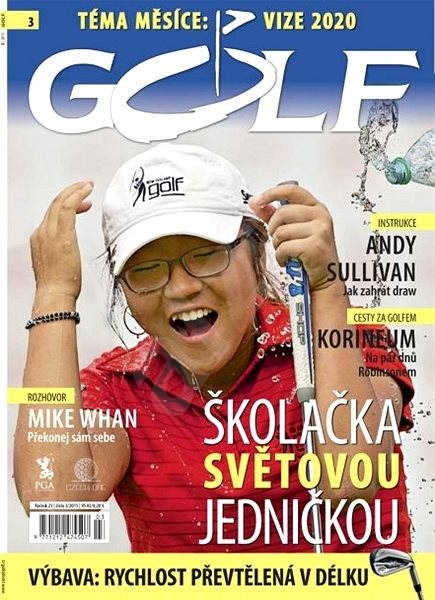 Golf - 3/2015 - Elektronický časopis