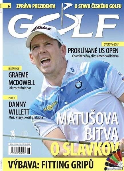 Golf - 6/2015 - Elektronický časopis