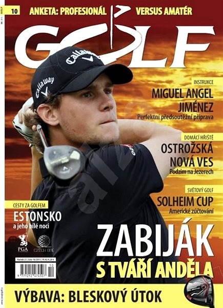 Golf - 10/2015 - Elektronický časopis