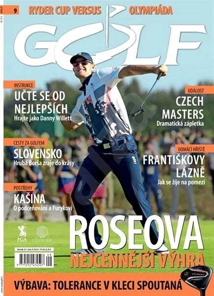 Golf - 9/2016 - Elektronický časopis
