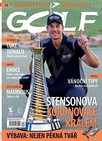 Golf - 12/2016 - Elektronický časopis