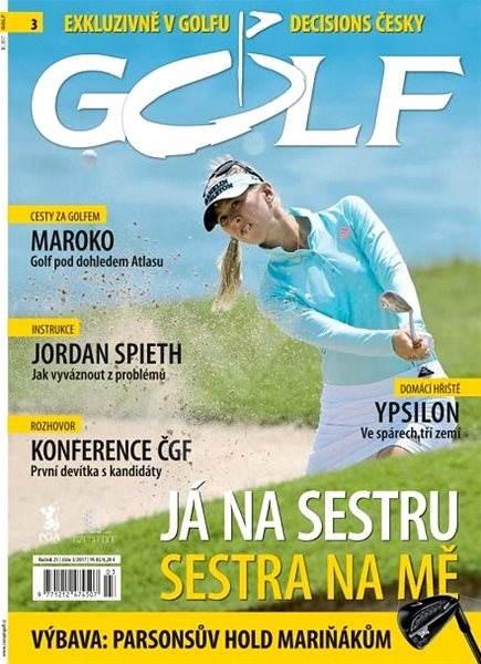 Golf - 3/2017 - Elektronický časopis