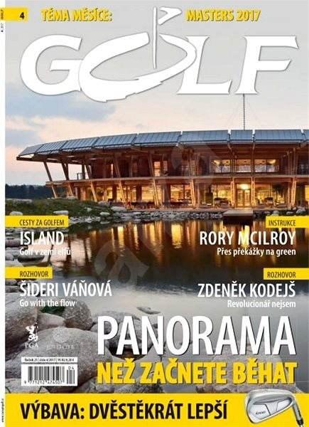 Golf - 4/2017 - Elektronický časopis
