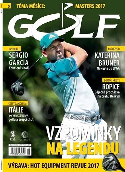 Golf - 5/2017 - Elektronický časopis