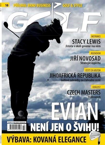 Golf - 10/2017 - Elektronický časopis