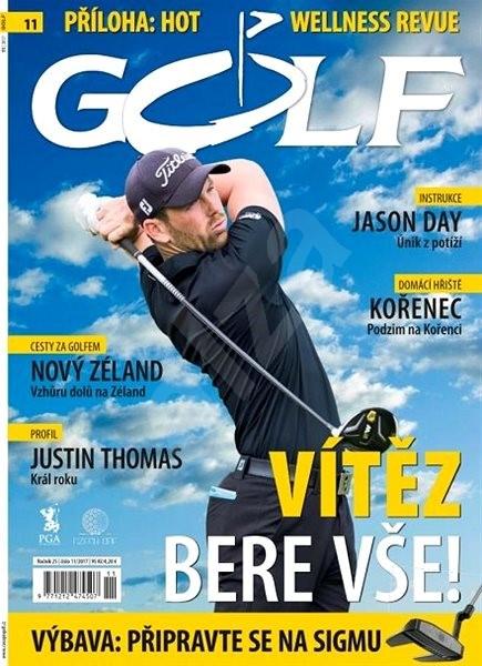 Golf - 11/2017 - Elektronický časopis