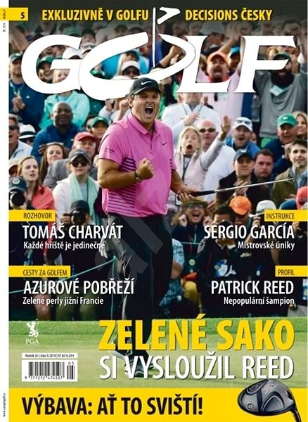 Golf - 5/2018 - Elektronický časopis