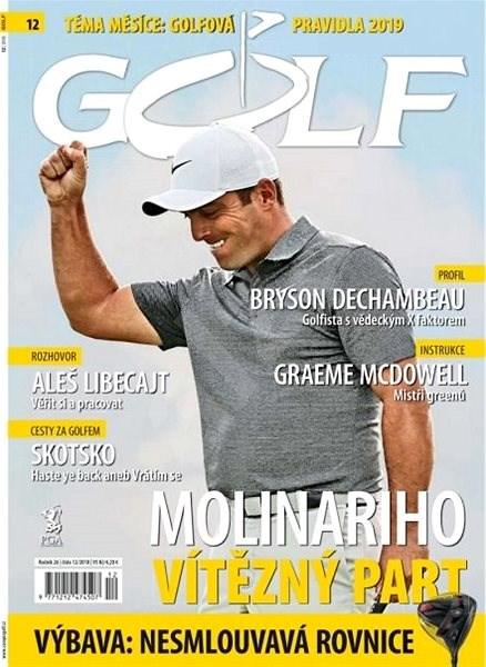 Golf - 12/2018 - Elektronický časopis