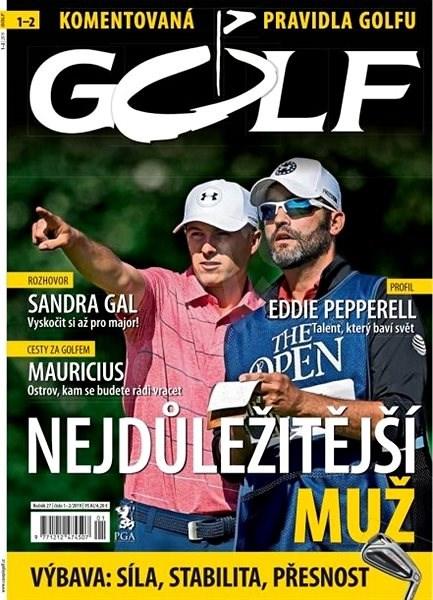 Golf - 1-2/2019 - Elektronický časopis