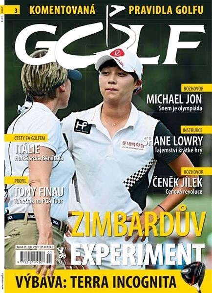 Golf - 3/2019 - Elektronický časopis