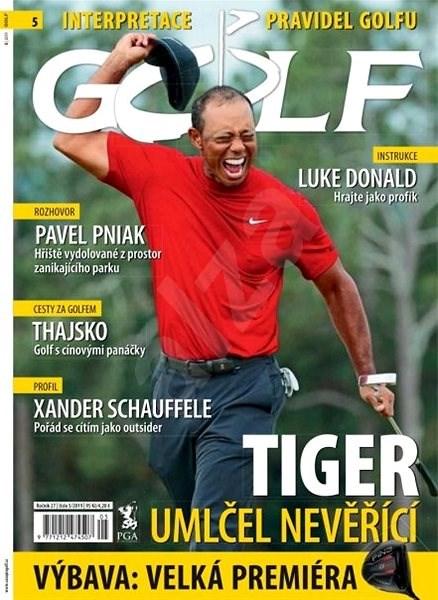 Golf - 5/2019 - Elektronický časopis